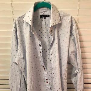 Shirts - Bogosse Mens dress shirt
